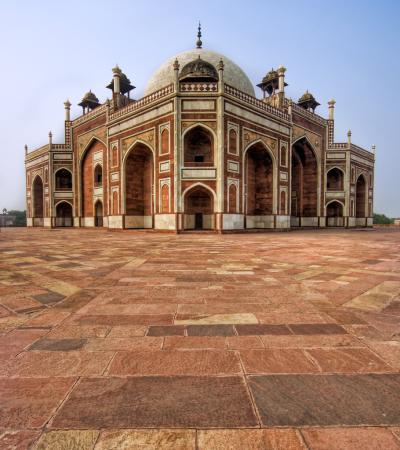 Safdarjung's Tomb, Delhi, India