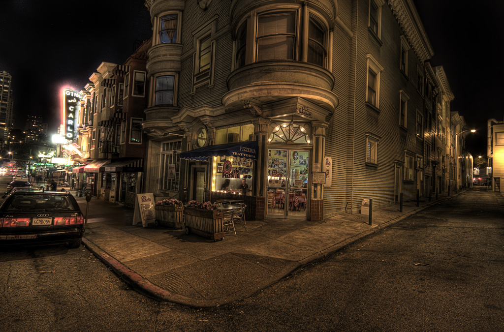 San Francisco S Little Italy Photo On Sunsurfer