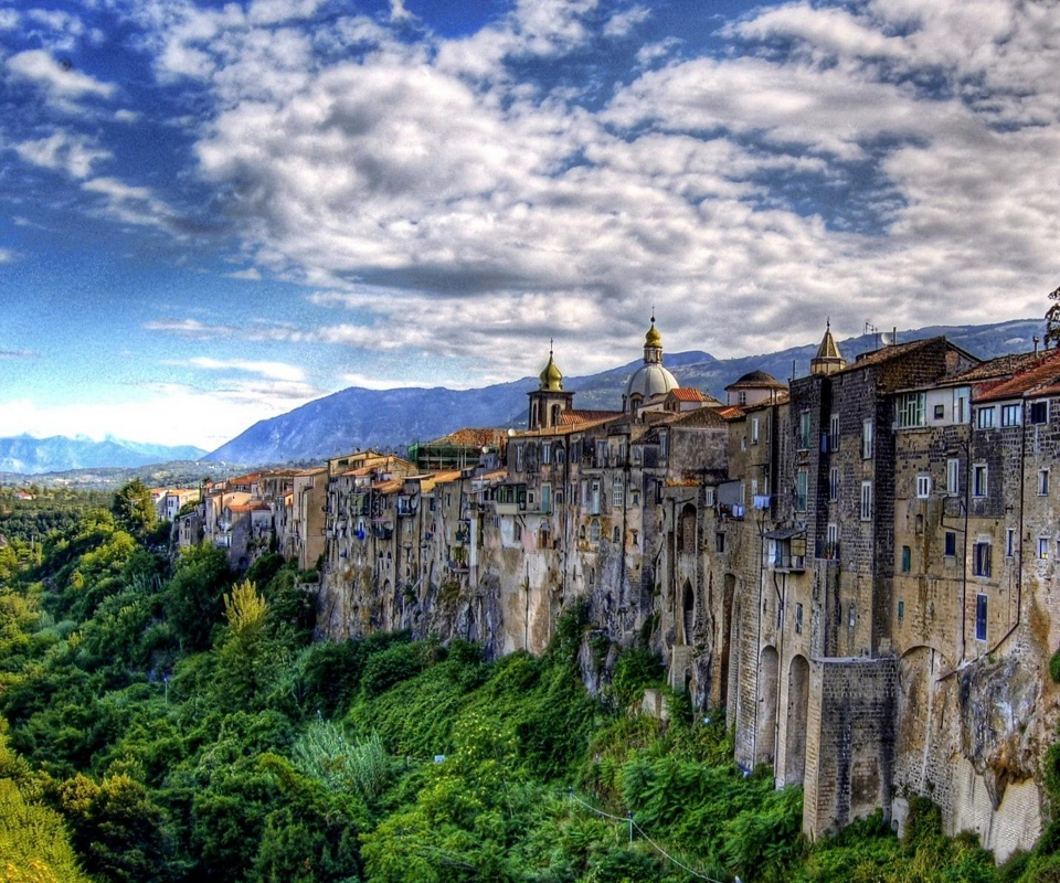 Sant'Agata de Goti, near Napoli, Italy
