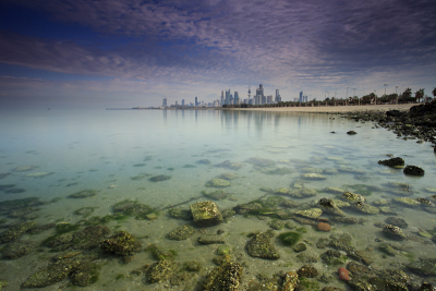Shuwaikh Beach Cliff, Kuwait