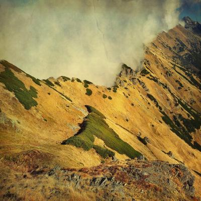 Suche Czuby Kondrackie, Tatra Mountains