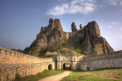The Castle of Belogradchik, Bulgaria