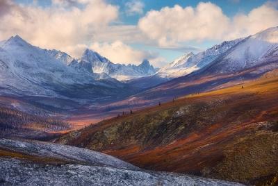 Tombstone Range, Yukon Territory, Canada