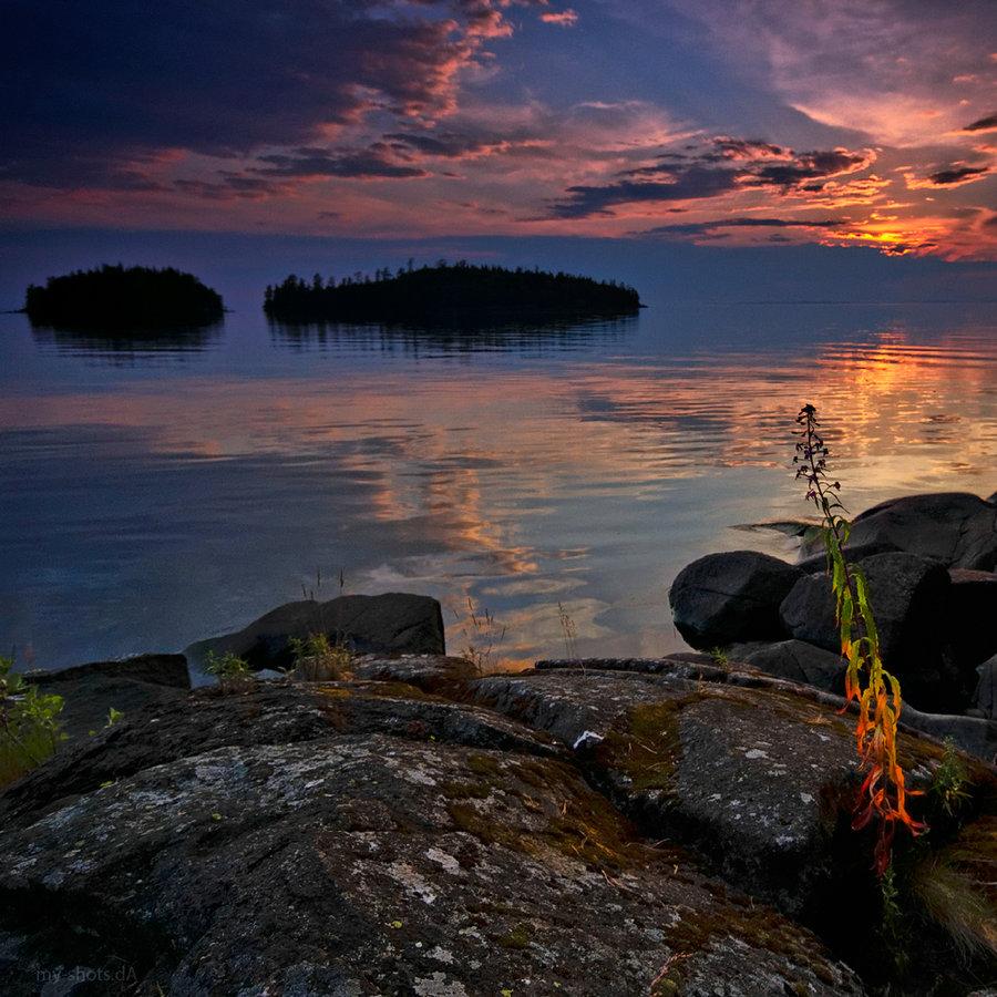 Valaam islands, Russia