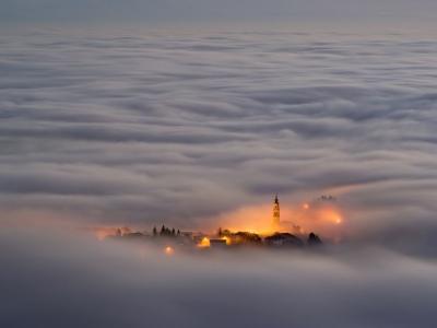 Asiago Plateau, Italy
