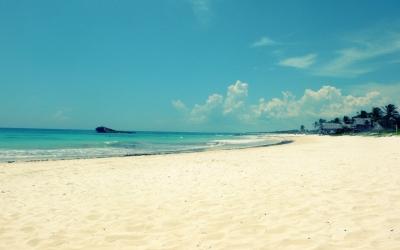 Tulum beach, Quintana Roo, Mexico