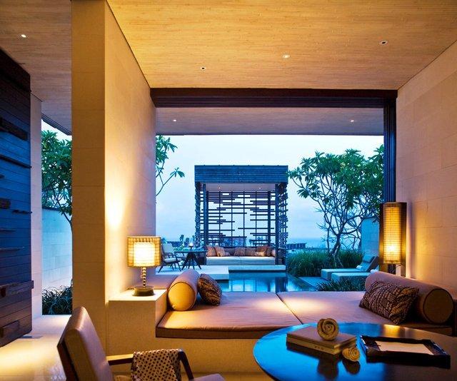 Alila Villas, Uluwatu, Bali, Indonesia