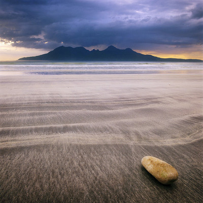 Bay of Laig, Isle of Eigg, Scotland