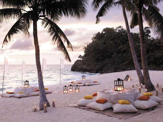 Shangri-La's Boracay Resort and Spa, Philippines