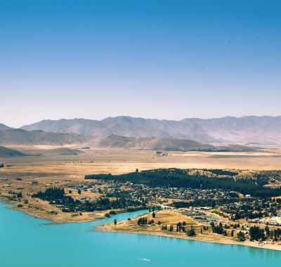 Tekapo, Canterbury, New Zealand