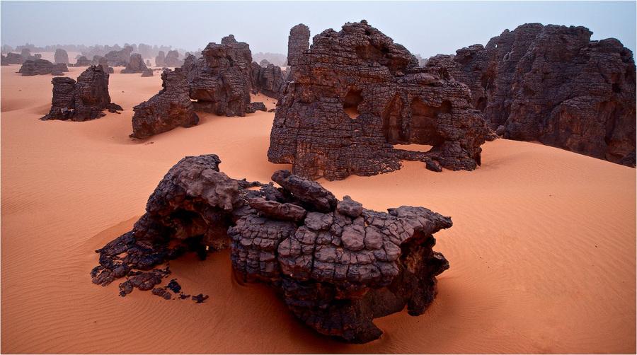 The Libyan Desert
