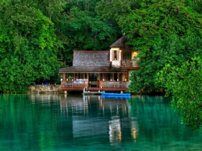 Golden Eye Hotel, St. Mary, Jamaica