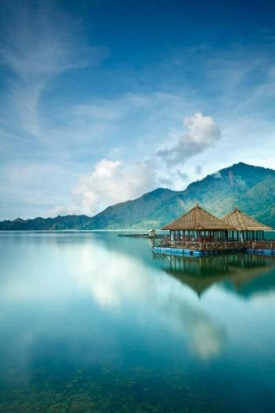 Lake Kitamani, Bali