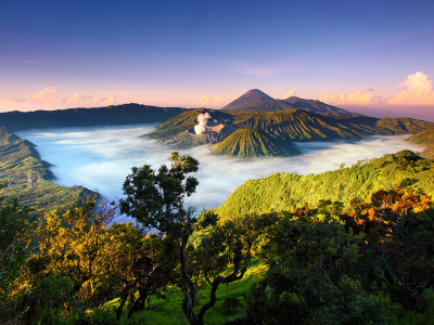Bromo Tengger Semeru National Park, East Java, Indonesia