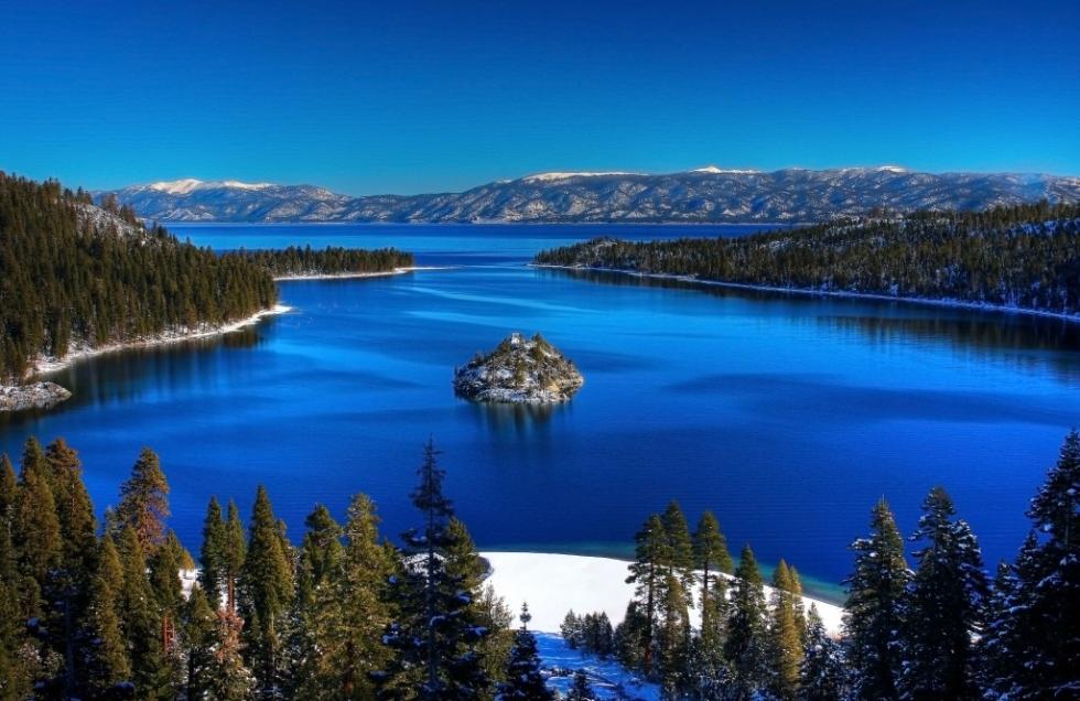 Emerald Bay, Lake Tahoe, California