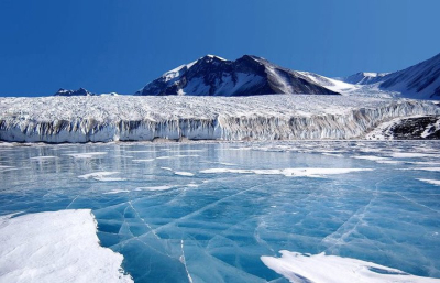 Fryxell Lake, Antarctica