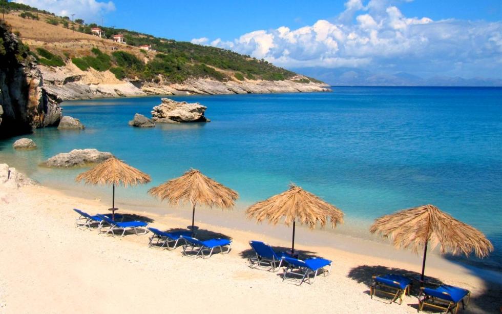 Zakynthos Xigia Beach, Greece