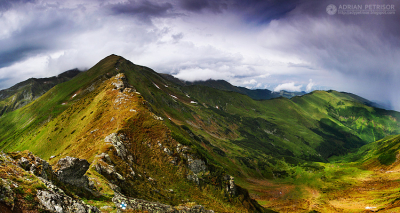 Rodnei Mountains, Romania