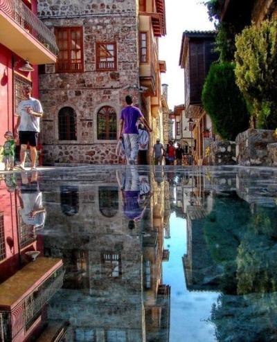 The Stone Mirror, Antalya, Turkey