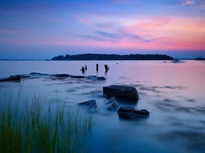 Trefethen, Peaks Island, Maine
