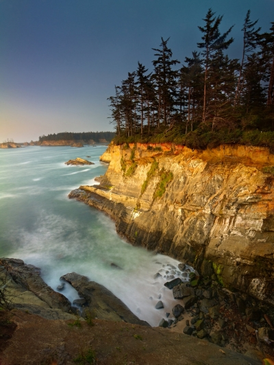 Cape Arago, Coos Bay, Oregon, USA