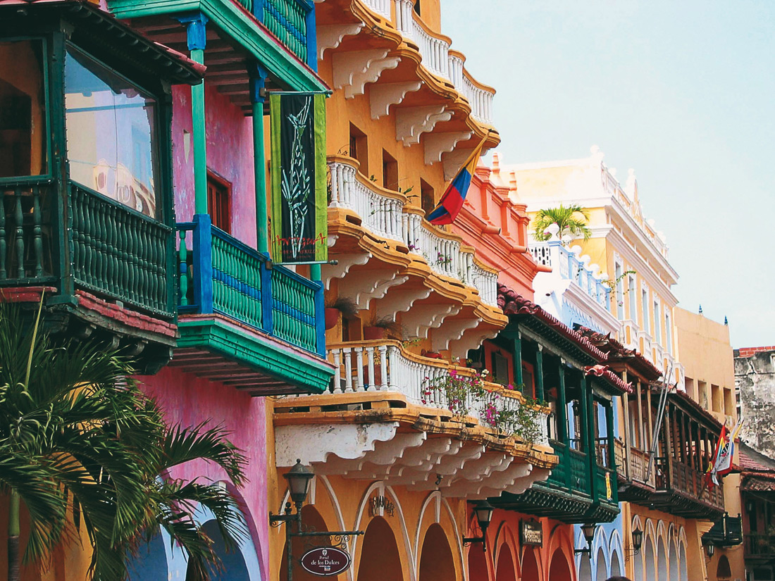 40 Colorful Photos Of Cartagena: Colombia´s Top Travel