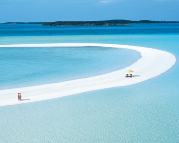 Copperfield Bay, Musha Cay, Bahamas