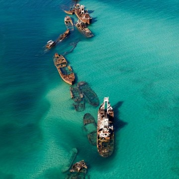 Moreton Bay, Queensland, Australia