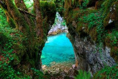 Mrtvica Canyon, Montenegro