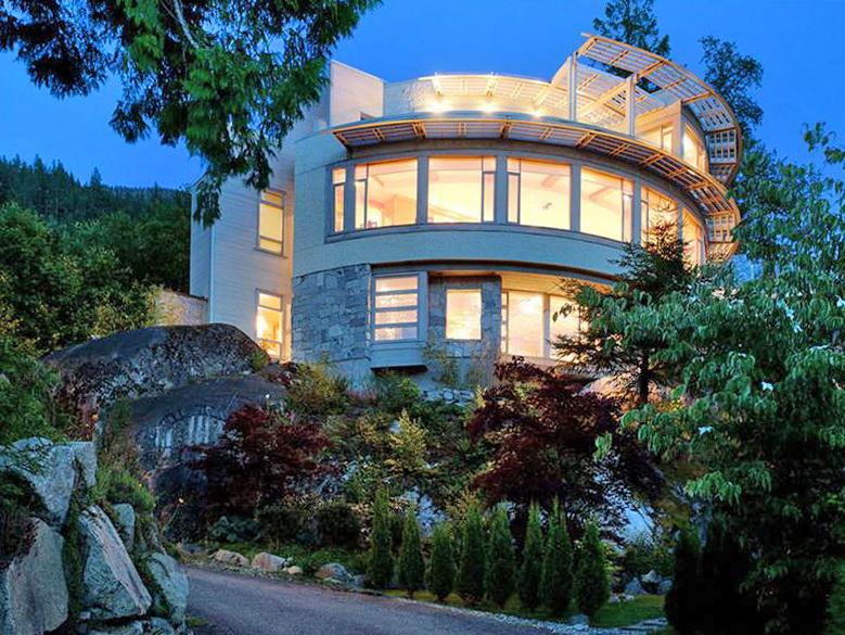 Amazing Kulangsu Villa In British Columbia Canada Photo