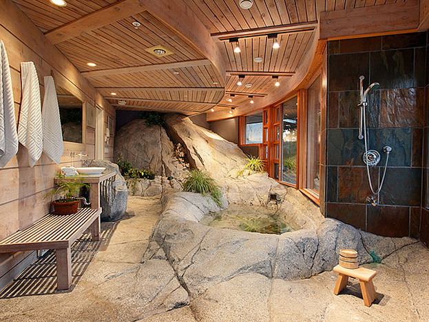 Amazing kulangsu villa in british columbia canada photo for Amazing bathrooms