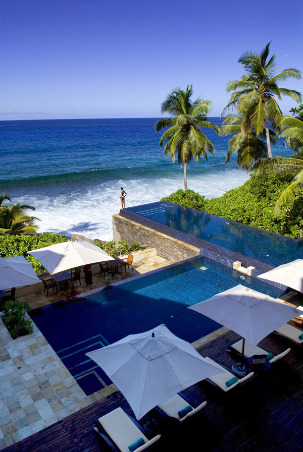 Banyan Tree Resort, Seychelles