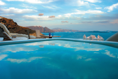 Mystique Hotel, Santorini, Greece