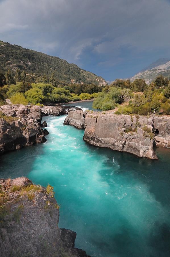Futaleufú, Patagonia, Chile