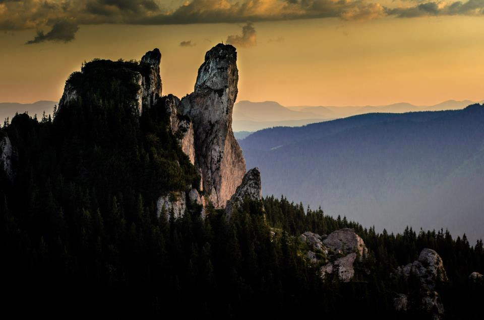 Pietrele Doamnei, Bucovina, Romania