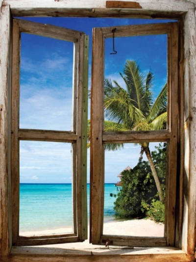 Window to the Sea, Tahiti