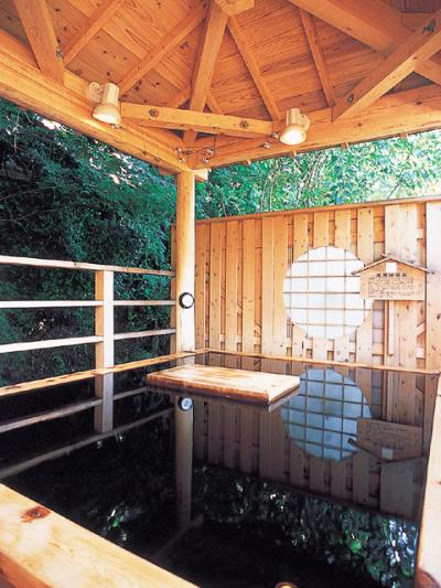 Jindaiji Onsen bath, Japan