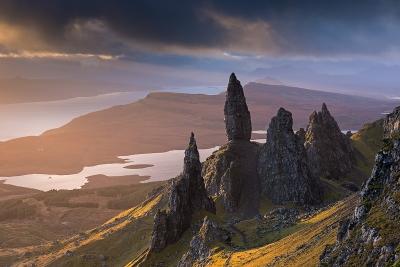 Old Man of Storr, Isle of Skye, Scotland