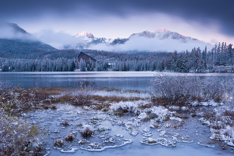 Strbske Pleso, Slovakia photo on Sunsurfer