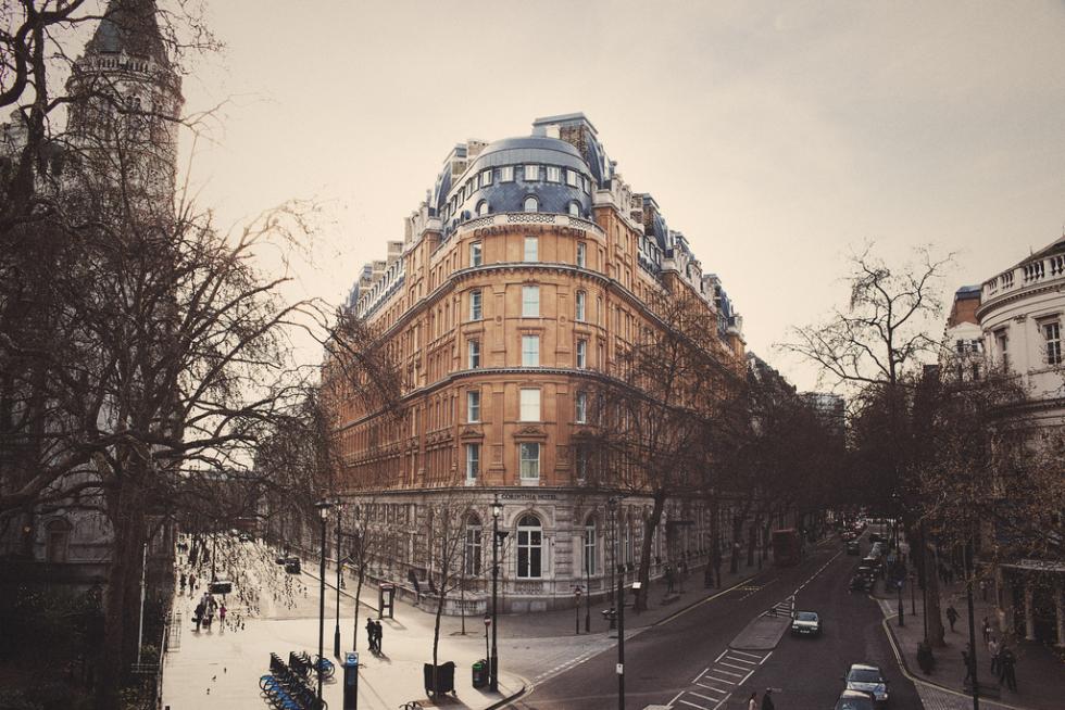A tiny piece of London