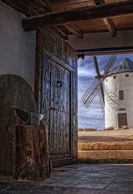 Campo de Criptana, Castille La Mancha, Spain