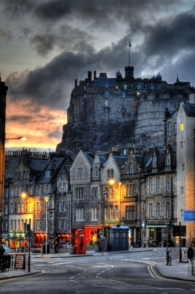 Grassmarket, Edinburgh, Scotland