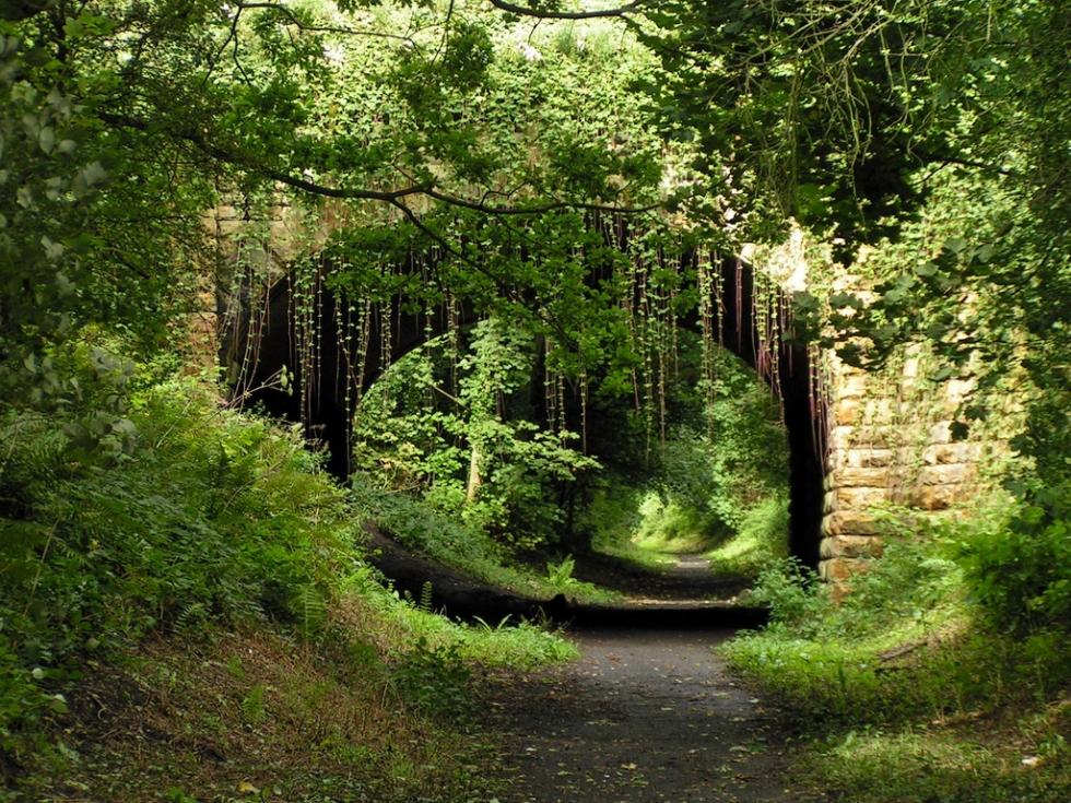 Scarborough & Whitby Railway, Yorkshire, England
