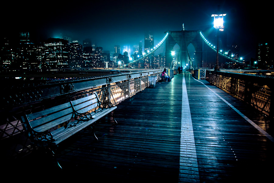 Pin by marta pag n on addictions bridges spiral stairs for Best places to go in nyc at night