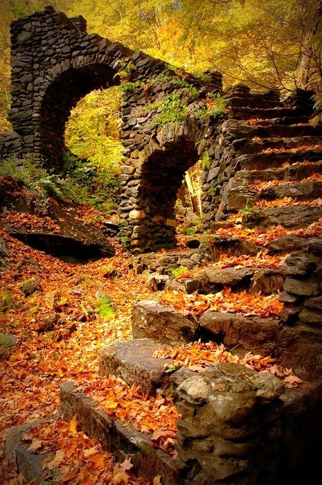 Castle Ruins, Chesterfield, New Hampshire