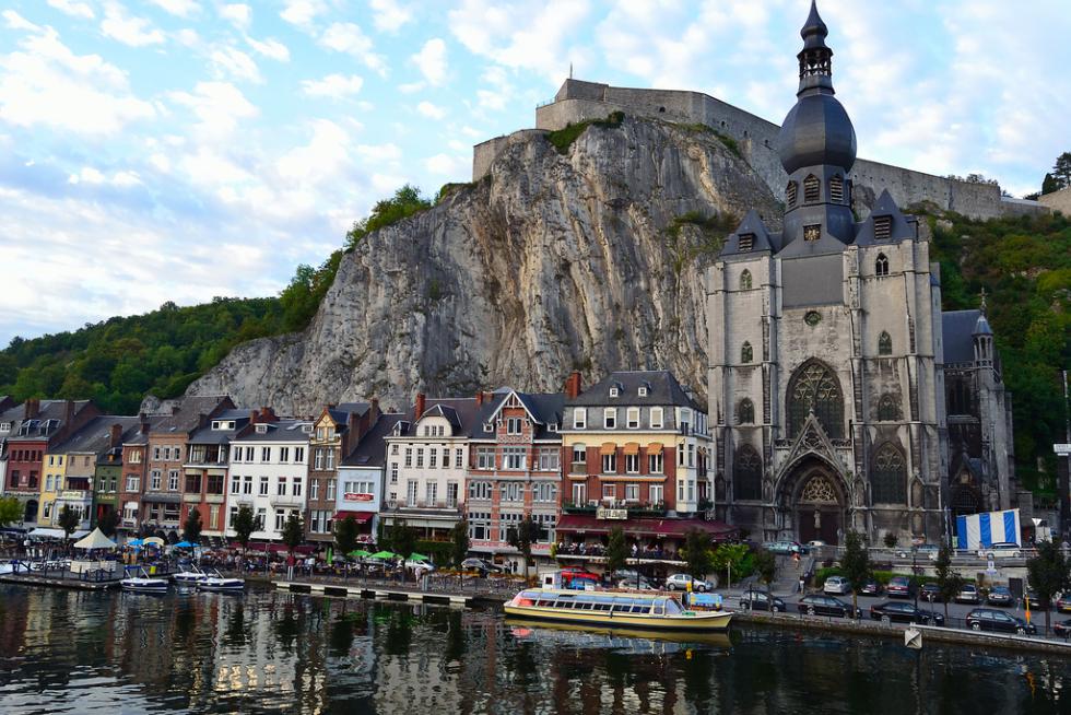 Collégiale Notre-Dame, Belgium