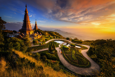 Doi Inthanon National Park, Thailand