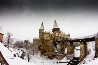 Hunyad Castle, Transylvania