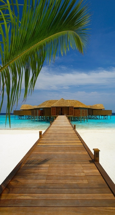 Lily Beach, Maldives