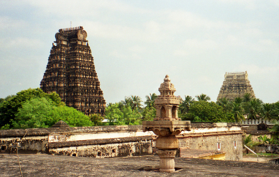 Sri Ranganathaswamy Temple, Srirangam, India
